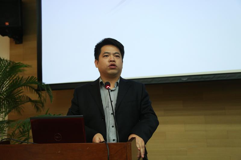 杨明老师主持典礼图片